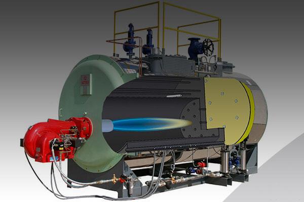 دیگ های آب گرم و انواع مشعل در سیستم های تهویه مطبوع