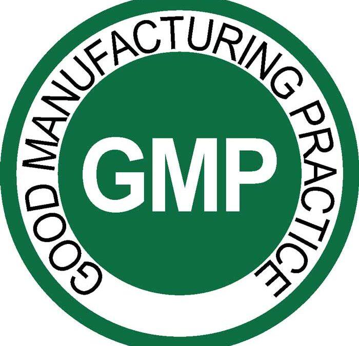 استاندارد GMP در شرکت جهان تهویه اعتماد